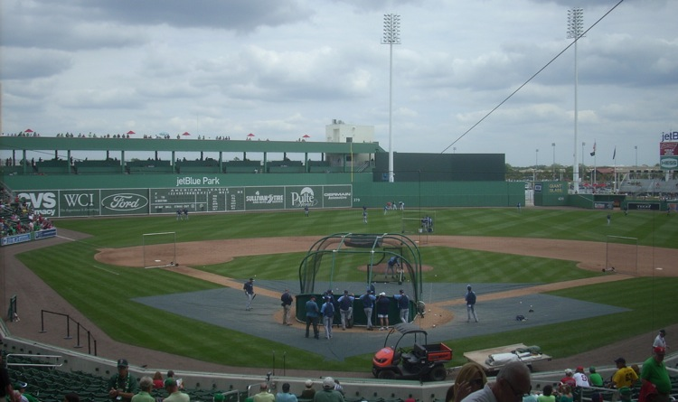 Jetblue Park At Fenway South Boston Red Sox