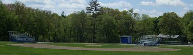 Massachusetts Ballparks | Hayward Field | Attleboro